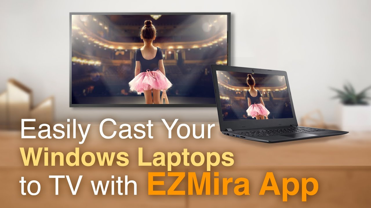 Download EZMira for Windows – MiraScreen