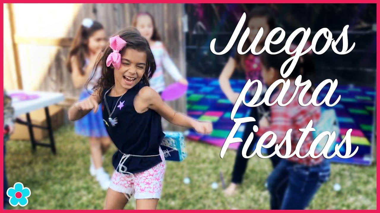 Juegos Actividades De Fiesta Para Ninos Mas Grandes Mama 360