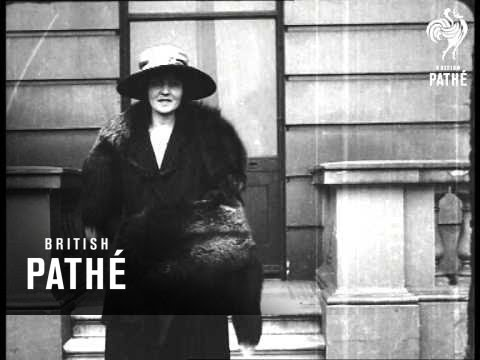 H.R.H Princess Mary - The Chief Bridesmaid (1914-1919)