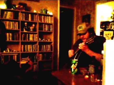 "Chris Lee Becker & Mike Hopper acoustic ""Cluck Old Hen"""