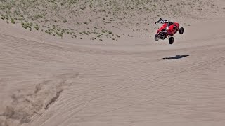 Buckshot X2R 1300HP Sandrail Meets the Idaho Dunes