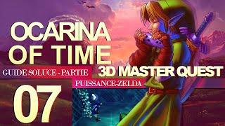 Soluce Ocarina of Time 3D Master Quest – Le Temple de l'eau