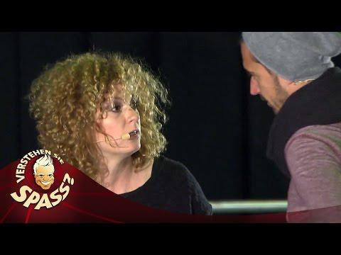 Die Choreographieprobe mit Florian Silbereisen, Lucy, DJ Ötzi & Voxxclub | Verstehen Sie Spaß?