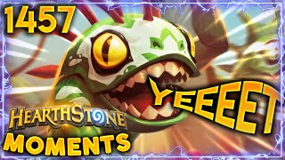 You Just Got YEET'D MY DUDE | Hearthstone Daily Moments Ep.1457