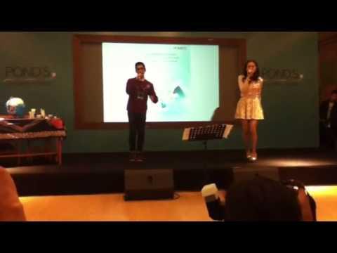 Hanyalah Kamu - Afgan Syahreza feat Maudy Ayunda