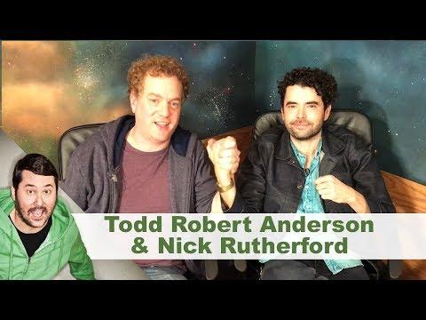PostSesh  w Todd Robert Anderson & Nick Rutherford