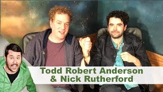 Post-Sesh Interview w/ Todd Robert Anderson & Nick Rutherford
