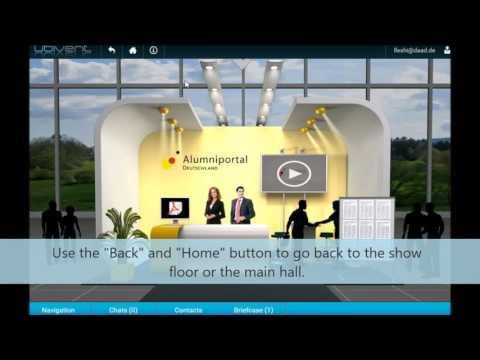 Virtual Career Fair Trained in GermanY