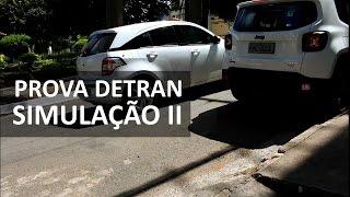 EXAME DIREÇÃO DETRAN - SIMULAÇÃO II