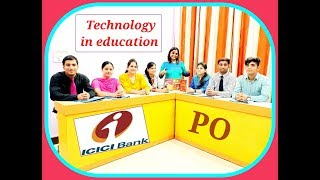 Group Discussion : #Technology in Education Video : #ICICI #PO / #SBI PO / BANK / MBA / ENGINEERS