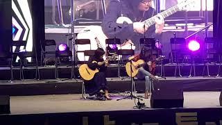 남양주 통기타 대축제 기타여신 장하은 모녀의 기타 듀엣연주