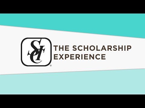 The SCI Scholarship Experience