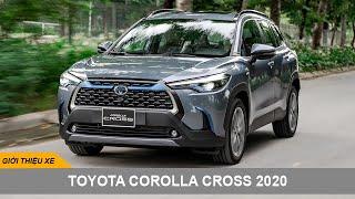 [danhgiaXe.com] Giới thiệu xe Toyota Corolla Cross 2020
