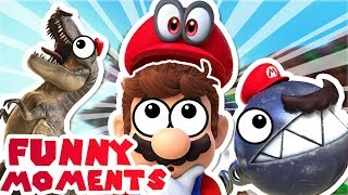 LET'S GO - Mario Odyssey Funny Moments [ Lustige Momente | Switch | Best of | Deutsch | German ]