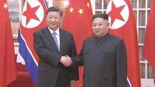 Xi dice que ayudará a Pionyang a afrontar sus preocupaciones sobre seguridad