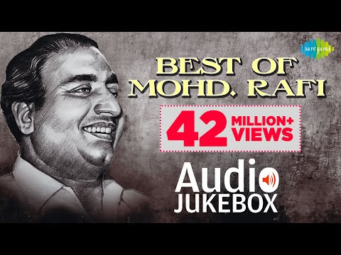 Best of Mohammad Rafi Songs Vol 2 | Top 10 Hit Songs | Old Hindi Songs | Jukebox