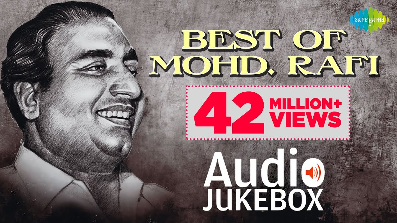 Mohammed Rafi & Lata Mangeshkar Songs Jukebox