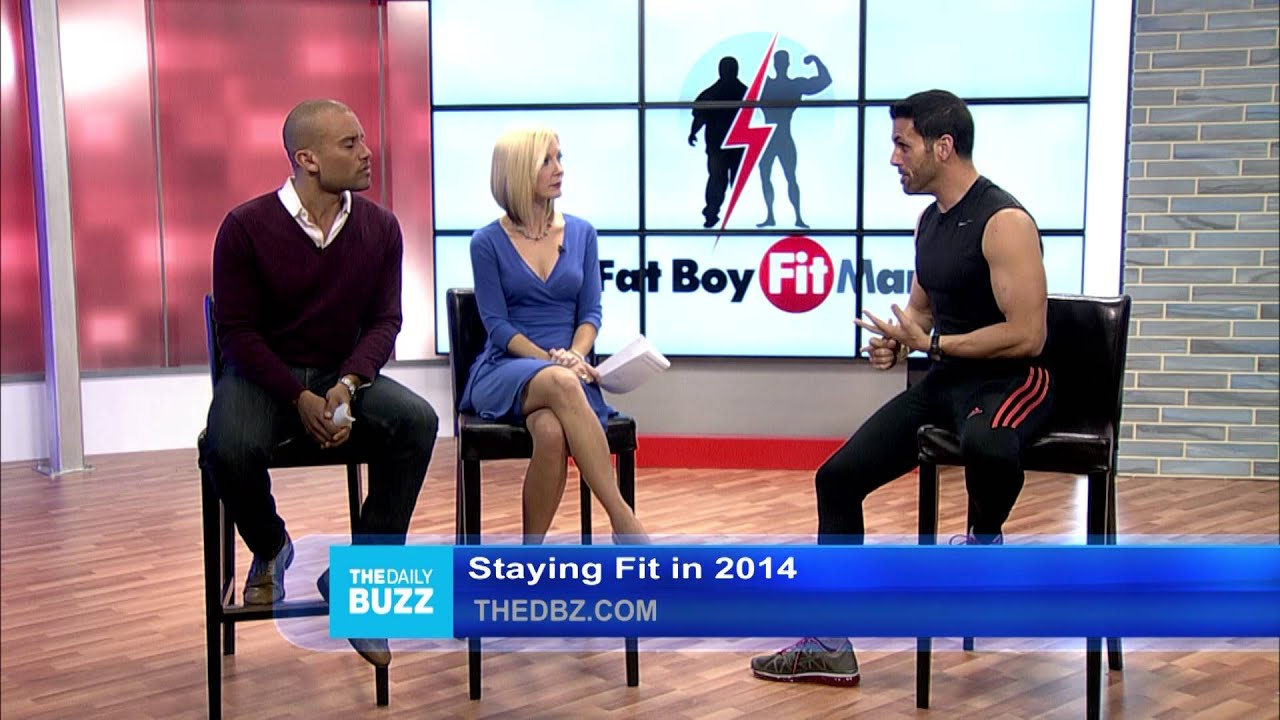 Stay Fit in 2014 At Home Exercises - YouTube