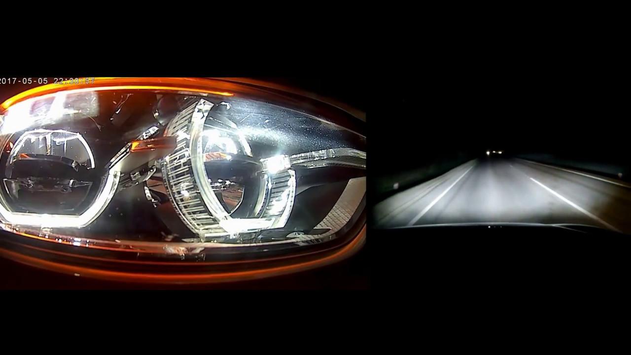BMW LED Adaptive Lights F30