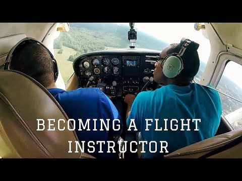 Becoming A Flight Instructor