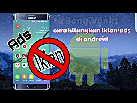 Cara Menghilangkan Iklan Yang Muncul Di Hp Android Tanpa Aplikasi Tambahan.