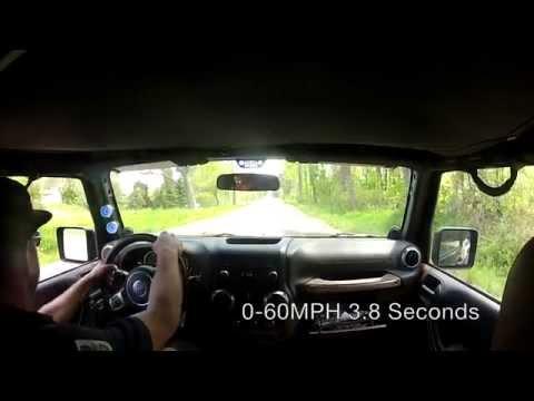 Jeep JK Supercharged 7.0L Hemi