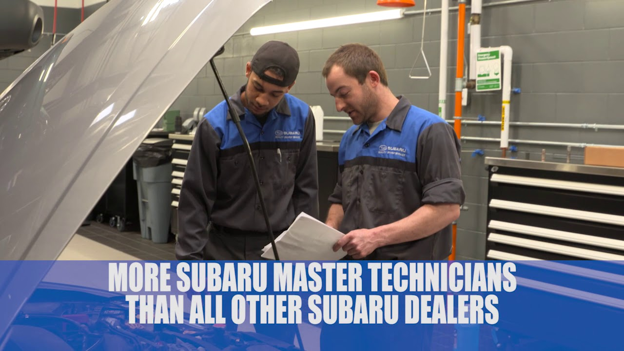 WHY CHOOSE ANCHOR SUBARU FOR SERVICE | Anchor Subaru