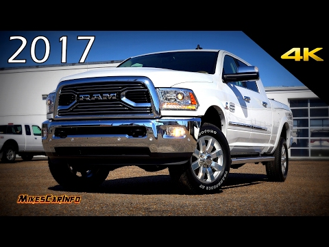 2017 RAM 2500 Mega Cab Laramie Longhorn - Ultimate In-Depth Look in 4K