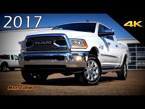 2017 RAM 2500 Mega Cab Laramie Longhorn - Ultimate In-Depth Look in 4K