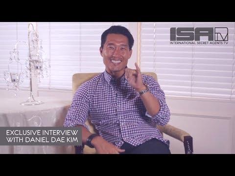 Daniel Dae Kim Says Aloha! - ISAtv ARTIST FEATURE