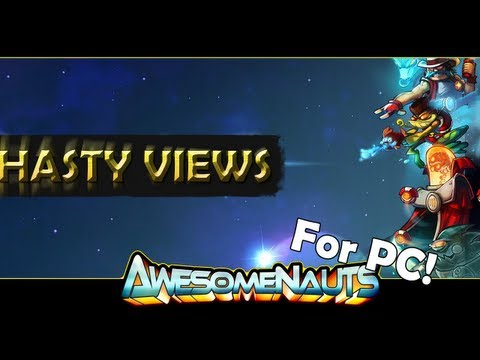 Awesomenauts (PC) Preview