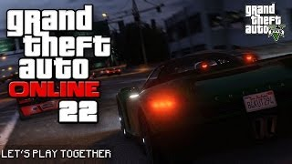 GTA ONLINE TOGETHER #022: Quad-Profis in Aktion [LET'S PLAY GTA V]