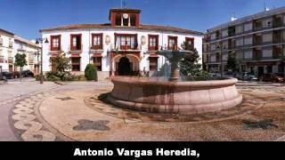 """""""Antonio Vargas Heredia"""" Carlos Cano"""