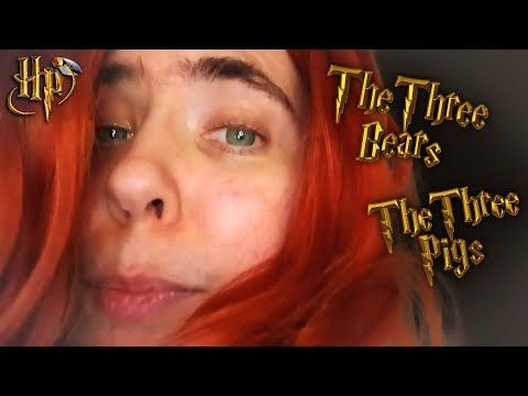 ASMR Lily Tells Harry Potter Muggle Stories (Roleplay)