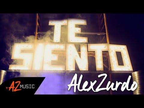 Alex Zurdo - Te Siento (Video Oficial)