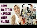 How To Store & Take Care of Your Hijabs