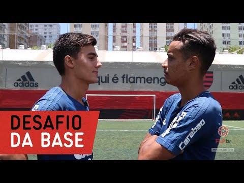 Desafio do travessão - Luiz Henrique x Theo