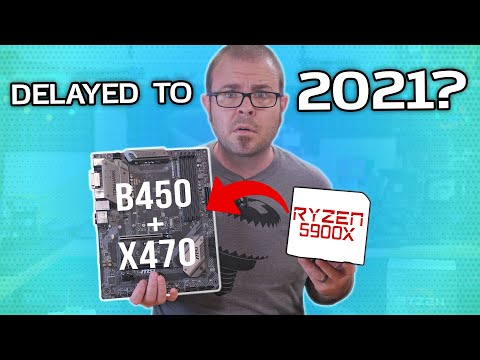 Did AMD Cancel Christmas for B450 Owners? No Ryzen 5000 Support 'til 2021…