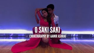 O SAKI SAKI Dance Cover | Batla House | Nora Fatehi | Aamir Ashraf Choreography ft. Shraddha Shinde