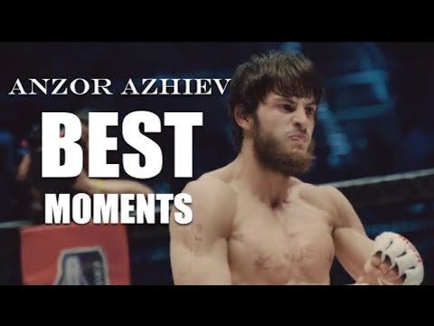 Anzor Azhiev TOP Highlights