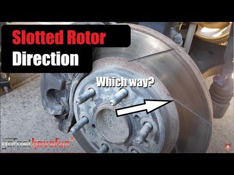 Brake Rotors FRONT ELINE SLOTTED Lexus LS400 1995-2000