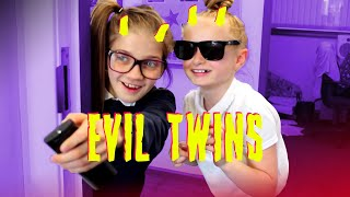 Evil Twins - A Short Film About Getting More Than You Bargained For - funny, chaos, revenge