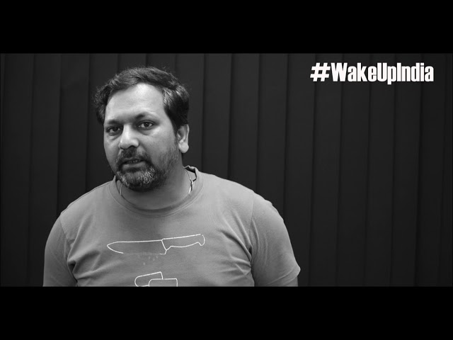 #WakeUpIndia -  Its time now to ask questions