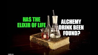 Elixir Of Life Alchemy of Steven School