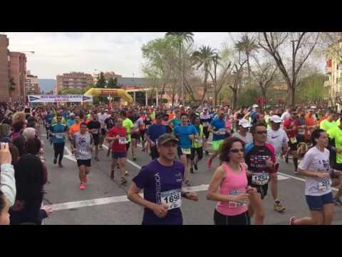 XXXVIII Carrera Ciudad de Murcia (Media y 10k) 2017