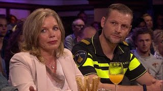 Indringend verhaal van 112-centralist Roel Timmermans - RTL LATE NIGHT