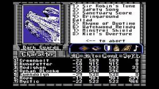 C-64 Audio Rip: Bard