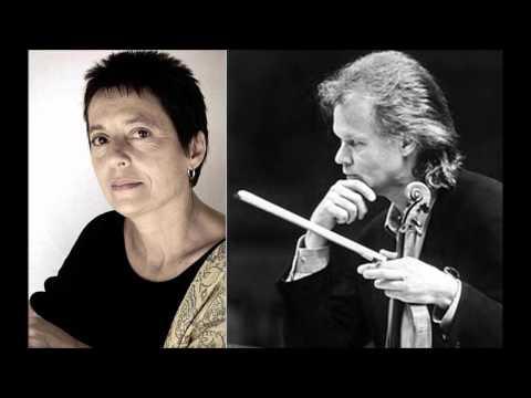 Pires / Dumay Beethoven Violin Sonata No.6 Op.30, No.1
