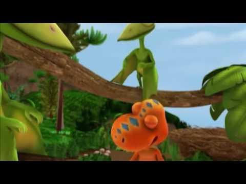 Поезд динозавров - Борьба с жарой. Спинозавр