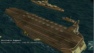 Epic Strategy about Modern War ! Game on PC Command and Conquer Generals Zero Hour
